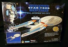 Star Trek First Contact Uss Enterprise Ncc-1701-E Starship New 1996 Lights Up