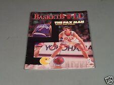 Chicago Bulls Basketbull Magazine Vol 2 Number 9  - The PAX MAN