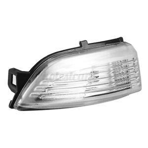 N/S Side Wing Mirror Indicators Light Lens Cover For Ford Ranger T6 Wildtrak
