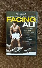 Dvd Facing Ali a Muhammad Ali brutally honest documentary