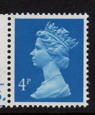 GB 1988  Machin Definitive 4p new blue SG X933 MNH