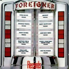 FOREIGNER - Records - version US - CD - 1982
