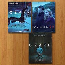 Ozark Season 1 2 3 Complete DVD Set Region 1 US Fast shipping First Class Mail