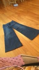 juicy couture Palazzo/Bellbottom jeans size 27