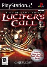 Shin Megami Tensei - Lucifers Call  For PAL PS2 (New & Sealed)