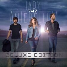LADY ANTEBELLUM 747 CD NEW DELUXE EDITION