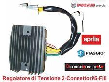"""6204 - REGOLATORE di TENSIONE """"DUCATI"""" per PIAGGIO X10 350 IE 4T-4V dal 2012 >"""