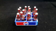 Pepsi and tray set beverage collectibles souvenir gift dollhouse miniature