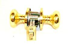 Solid Brass Passage Round Knob set Door Hardware Baldwin