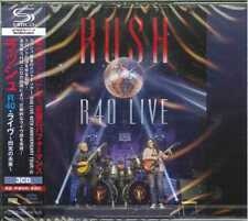 RUSH-R40 LIVE-JAPAN 3 SHM-CD BONUS TRACK I71