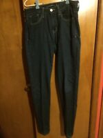 flying monkey Platinum jeans 28 High Rise Skinny Women's