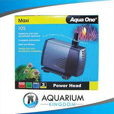 11325 Aqua One Maxi 105 Powerhead 2200 L/H Aquarium Tank Water Pump Circulation
