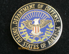DEPARTMENT OF DEFENSE DOD EAGLE PIN ARMY NAVY MARINES
