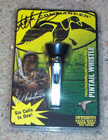 WILLIE ROBERTSON DUCK DYNASTY SIGNED DUCK COMMANDER CALL w/PROOF AUTOGRAPH D