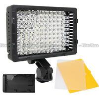 Pro CN-126 LED Camera Video DV Camcorder Hot Shoe Light Lamp for Canon Nikon NEW