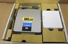 WIRELESS-G LINKSYS GATEWAY ADSL srx200 mod wag54gx2 Wireless Router Desktop