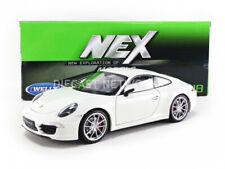 Welly 1/18 - Porsche 911 / 991 Carrera S - 2012 - 18047W