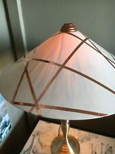 Medium Traditional Upcycled Natural Lampshade Lamp Shade Lightshade
