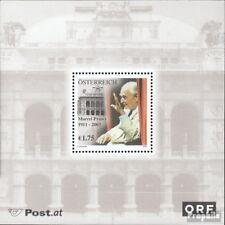 Oostenrijk Vak 19 postfris 2003 Marcel Prawy
