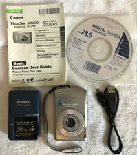 Canon PowerShot Digital ELPH SD630 6.0MP 3X OZ Digital Camera~~Nice~~