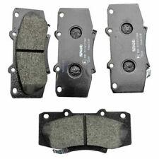 Fits Toyota HiLux Pagid Front Brake Pads Set Advics System Low Metallic