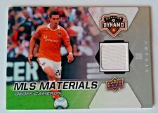 2012 Upper Deck MLS Materials Geoff Cameron