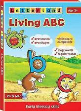 Living ABC Software (Letterland) by Lyn Wendon (CD-ROM, 2006)