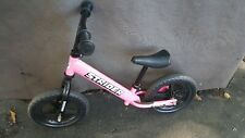 STRIDER Balance Bike Classic Kids No-Pedal Learn To Ride Pre Bike PINK