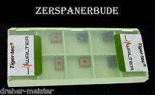 10 Wendeplatten LPMT 070304R-D51 WKP25 WALTER Neu u. originalverpackt