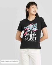 Women's New Kids on the Block Short Sleeve Graphic T-Shirt - Black, Size L