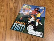 September 1992 Michelle Akers-Stahl Soccer Sports Illustrated For Kids