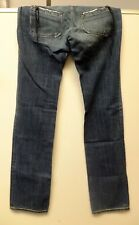 Genuine Ladies Diesel Keate Straight Leg Jeans W29 L34  007ON