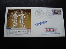 FRANCE - enveloppe 1er jour (collection prestige doré) 10/7/1999 (B5) french