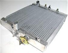 96-00 Civic DX LX Ek Ej Em1 Si EG D15 D16 Dual Row/Cord 42mm Aluminum Radiator