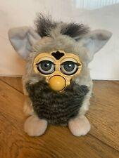 Tiger Electronics 1998 Raccoon Furby, Working, Vintage Rare