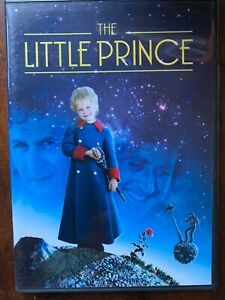 The Little Prince DVD 1974 Family Fantasy Film Movie with Gene Wilder