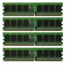 NEW 4GB 4x1GB DDR2 PC2-5300 667MHz RAM Memory for Dell Vostro 200 Mini Tower