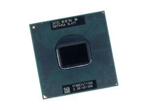 Intel Core 2 Duo T9300 CPU 2.50GHz 6MB OEM SLAYY/SLAQG CPU