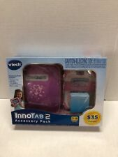 Vtech Innotab 2 Or Innotab 25 Accessory Pack Pink New in Box