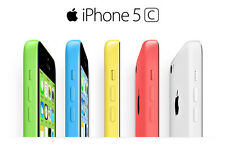 Apple iPhone 5C Unlocked GSM 8GB/16GB/32GB 4G LTE Smartphone - All Colors
