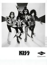 KISS 1998 8X10 PROMO BAND PHOTO (Stanley, Simmons, Frehley, Criss)