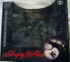 McFarlane Sleepy Hollow Lot Headless Horseman Boxed set, Crone, Ichabod & Walken