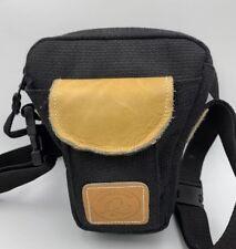 Quantaray Camera Holster Waist Bag with Shoulder Strap Camera Bag