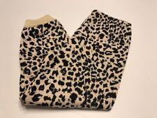 Girls Fleece Pants Size 5T Print