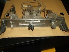 "1974 AMC Gremlin ""Weather Eye"" Heater Control Unit with Air Conditioning Option"