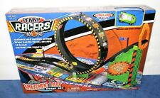 "Takara Penny Racers Amazement Park Stunt Set 04780 With 52"" Track NEW Sealed Box"