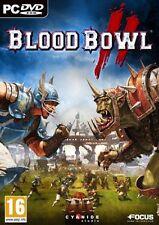 Videogioco Blood Bowl II 2 PC ENG