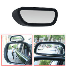 2× Universal Blind Spot Mirror Wide Angle Rear View Car Side Mirror Adjustable
