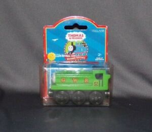 "Thomas & Friends Wooden Railway DUCK (2003) Wooden ""new"" (RED LABEL)"