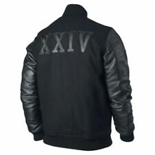 Michael B Jordan KOBE Destroyer XXIV Battle Leather Sleeves Jacket - Best Offer